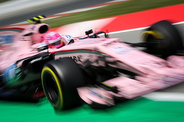 Force India tiene una racha histórica, 17 GP en los puntos