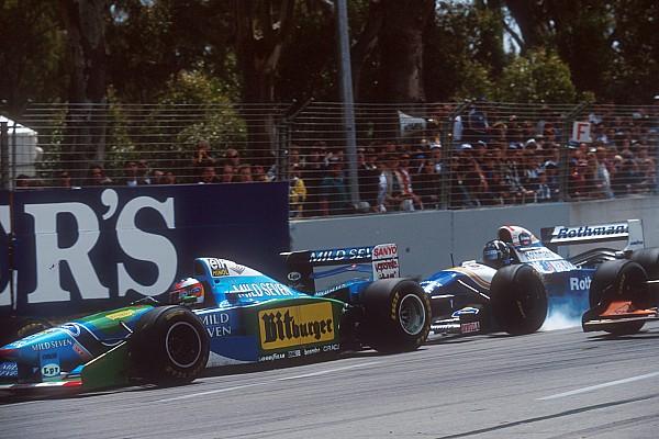 Hill, Schumacher és az a bizonyos ausztrál ütközés