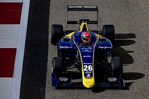 GP3 Breaking news F1 juniors spearhead DAMS GP3 line-up
