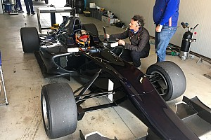 GP3 I più cliccati Fotogallery esclusiva: il test di Kubica a Franciacorta su una GP3