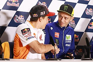 """MotoGP Noticias de última hora Rossi: """"¿El duelo entre Márquez y Maverick? Lo que espero es que sea conmigo"""""""