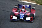 IndyCar Severe understeer hurting Rossi's pace at Barber