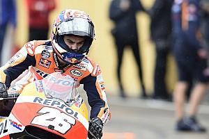 """MotoGP Noticias Pedrosa: """"No me esperaba tan rápido a Folger, me ha sorprendido"""
