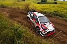 WRC 【WRC】トミ・マキネン「昨日に続き、厳しい1日となってしまった」