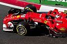 В Ferrari подошли к выбору шин для Сильверстоуна агрессивнее Mercedes