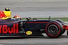 Verstappen pone el podio en China en el top 5 de sus carreras