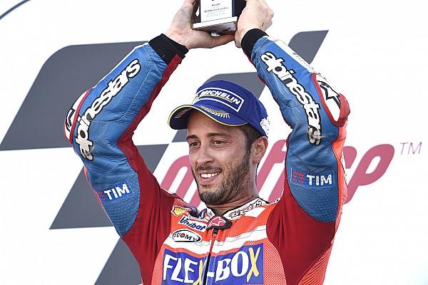 MotoGP-Titelrivalen zweifelten vor Silverstone-Sieg an Dovizioso