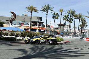 PWC Qualifying report Parente puts McLaren on pole at Long Beach
