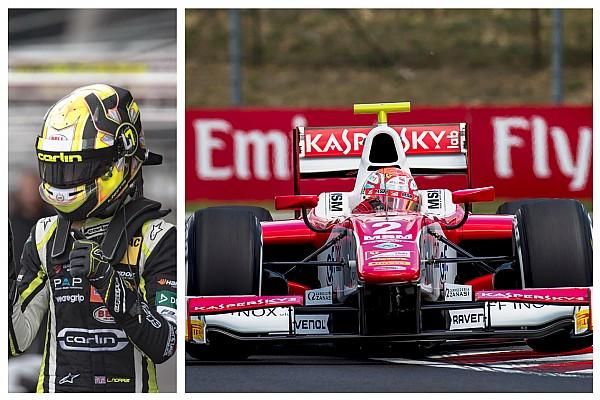 FIA F2 突发新闻 诺里斯,明年德利赛车队F2阵营?