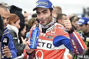 MotoGP Últimas notícias Na primeira fila, Petrucci crê em pódio no Japão