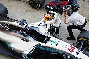 Formule 1 Statistiques Stats - Hamilton impérial à Suzuka
