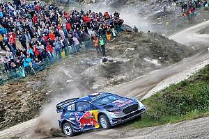 WRC Важливі новини Ож'є відчув «більше визнання» після титулу з M-Sport