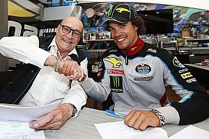 MotoGP Reactions Morbidelli bersemangat tampil di MotoGP musim depan