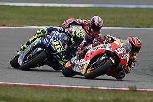 MotoGP Últimas notícias Márquez não espera evolução da Honda em 2017