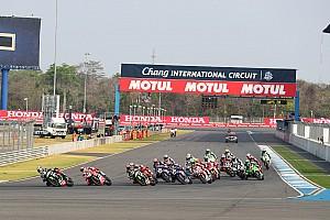 MotoGP News Valentino Rossi nicht begeistert über MotoGP-Rennen in Thailand