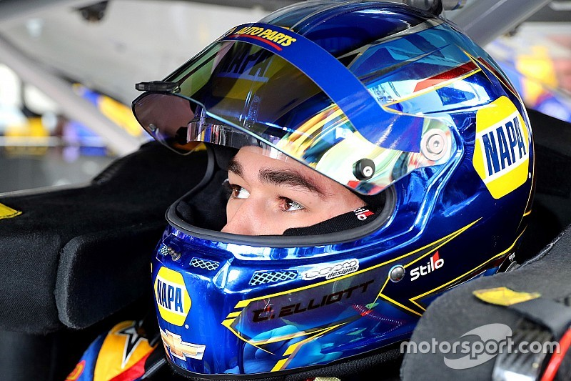 Chase Elliott tops opening Cup practice at Phoenix