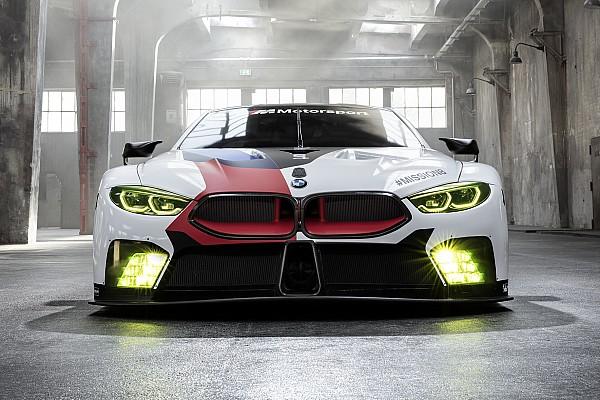 Bildergalerie: BMW M8 GTE für WEC und IMSA 2018