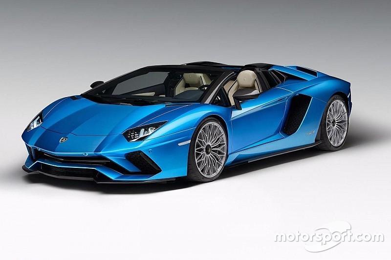 Lamborghini Aventador S Roadster, más de 700 CV descapotables