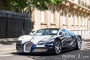 Auto Actualités Bugatti s'installe au cœur de Paris