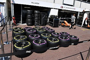 Mercedes and Ferrari split tyre strategies for Canada