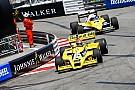 Формула 1 Желтая история. Юбилей Renault в Ф1 отметили ретро-заездами