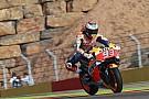 MotoGP MotoGP: Kettős Repsol-győzelem Aragóniában, Rossi törött lábbal ötödik