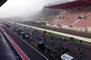 Formula Renault Race report Eurocup Spa: Kabut tebal, Race 1 berjalan prematur