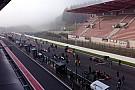 Formula Renault Eurocup Spa: Kabut tebal, Race 1 berjalan prematur