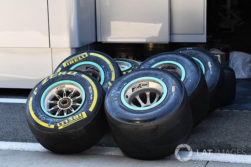 Guerra de pneus atrapalharia disputas na F1, diz Pirelli