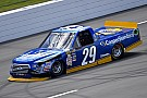 NASCAR Truck How Cooper Standard and Draw-Tite have made a big difference at BKR