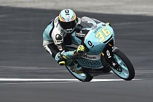 Moto3 Reporte de la carrera Mir logró una dominante victoria en Moto3