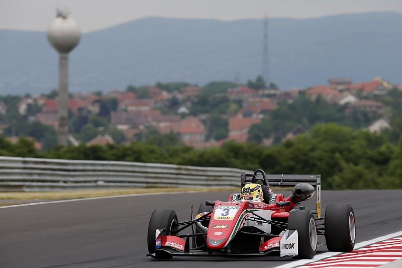 فورمولا 3: غونتر يفوز في المجر وينتزع صدارة الترتيب العام