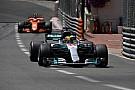 Formel 1 F1 2017: Schwache Monaco-Leistung hat Schwächen von Mercedes enthüllt