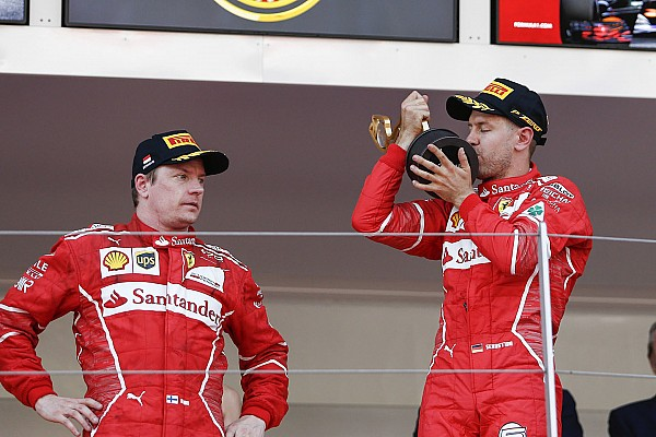 Formula 1 Breaking news Vettel victory not orchestrated by Ferrari - Wolff