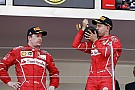 Formula 1 Vettel victory not orchestrated by Ferrari - Wolff