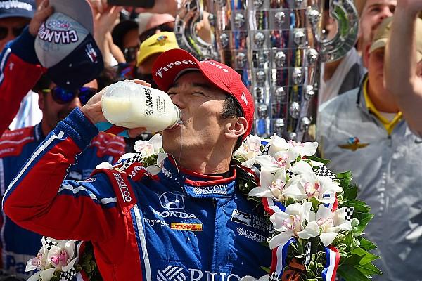 IndyCar Новость Сато рассказал о решающем маневре за победу в Indy 500