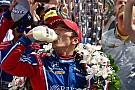 Сато рассказал о решающем маневре за победу в Indy 500
