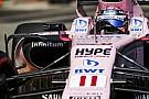 Формула 1 Force India защитила Переса от нападок Квята