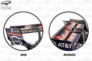 Fórmula 1 Análise Análise Técnica: Asas traseiras comandam GP da Itália