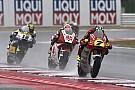 Moto2 Pioggia e sfortuna mettono KO il Forward Racing a Misano!