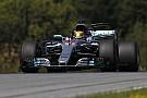 Avusturya GP 2. antrenman: Hamilton rekor dereceyle günün lideri
