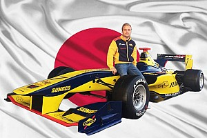 Super Formula Nieuws Rosenqvist completeert line-up Super Formula