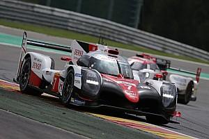 WEC Antrenman raporu Spa WEC: Toyota ilk 2 antrenmanda zirvede