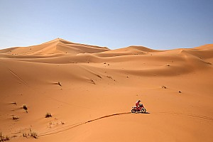 Cross-Country Rally Stage report Merzouga Rally: De Soultrait still leads, Mena scores shock win