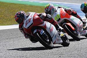 Moto3 レースレポート 【Moto3】鳥羽海渡「楽しくバトルができた。次戦は良いポジションを」