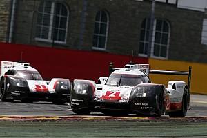 WEC Son dakika Porsche: Lastik aşınması nedeniyle Toyota Spa'da avantaj kazandı