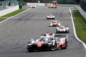 WEC Gara Spa, 4° Ora: Toyota riporta al comando Nakajima