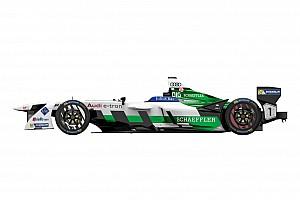 Fórmula E Galería GALERÍA: Así es el Audi e-tron FE04
