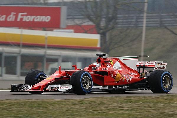 Formula 1 Ultime notizie Ferrari SF70H: Vettel gira e si diverte anche sul bagnato