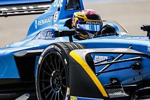 Formule E Verslag vrije training Formule E Berlijn: Buemi klokt beste tijd tot nu toe